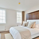 Sussex Gardens Serviced 1 bedroom near Hyde Park -  Premium bedroom