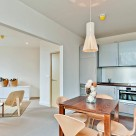 Sussex Gardens Serviced 1 bedroom near Hyde Park -  Premium 1 bedroom kitchen