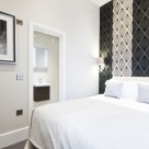Serviced Standard Two bedroom in Ashburn Court Apartments - Luxurious touches