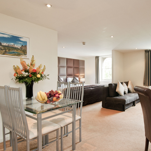 Grand Plaza Stylish Studio | London Serviced Apartments