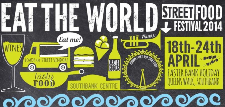 Food Festival Southbank May Bank Holiday