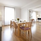 Metropolitan Apartments Serviced 2 Bedroom - Dining Room