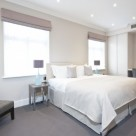 Serviced Three bedroom Deluxe in Ashburn Court Apartments - 24 hour security onsite