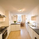Curzon Street 2 Bedroom Apartments - Kitchen