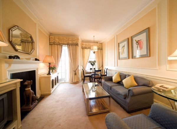 ... Curzon Street 2 Bedroom Apartments   Lounge ...