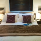 Richmond Manning 1 Bedroom Serviced Apartments - Soothing bedroom