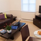 Richmond Manning 2 Bedroom Serviced Apartments - Contemporary Lounge