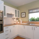 23 Greengarden Serviced Apartment - modern kitchen