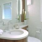 23 Greengarden Serviced Apartment - modern bathroom