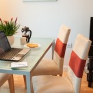 Discovery Dock East Serviced Apartment - Dining Table