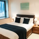 Discovery Dock East Serviced Apartment - Soothing Bedroom