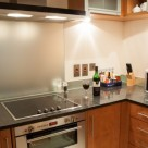 Discovery Dock East Serviced Apartment - Fully equipped kitchen