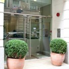 Pepys Street Serviced Apartment - Entrance to building