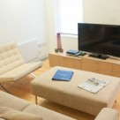 Brushfields Serviced Apartments - Elegant and Modern lounge