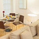 Brushfields Serviced Apartments - Dining table and chairs