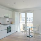 Banyan Wharf Islington Serviced 1 Bedroom Apartment -Kitchen