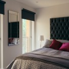 Banyan Wharf Islington Serviced 1 Bedroom - Soothing bedroom