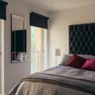 Banyan Wharf Islington Serviced 1 Bedroom - Soothing bedroom