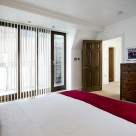 48 Bishopsgate 1 Bedroom - Soothing bedroom