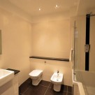 48 Bishopsgate 1 Bedroom - luxury bathroom
