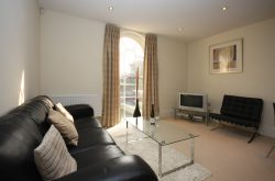 Eldon Lodge one bedroom serviced apartment