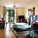 Stunning and modern lounge