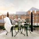 Stephenson Court Newbury - your own balcony