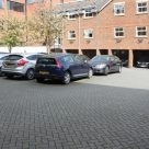 Stanshawe Court Reading Apartments Car {ark