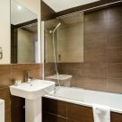 Red Lion Street Two bedroom - contemporary bathroom
